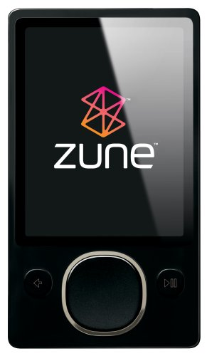 Zune 80 GB Digital Media Player - Music Video Zune Player