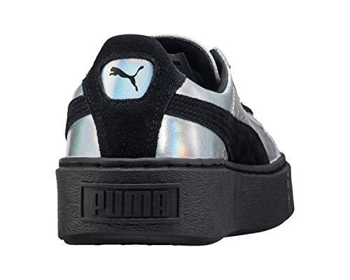 Wns Black Black Platform puma Basket Puma 36331304 Reset qt88wa