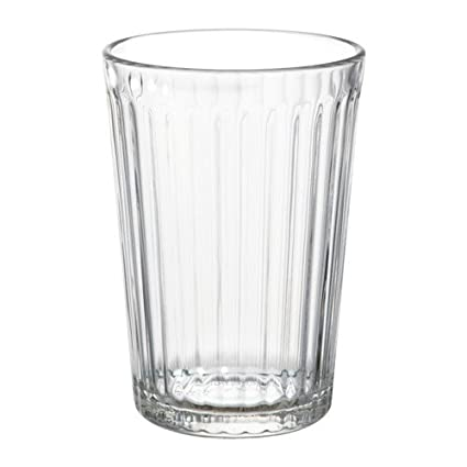 6ffcc3aef61 Image Unavailable. Image not available for. Color: Ikea Vardagen Drinking  Glasses ...