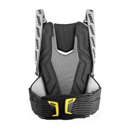 Leatt Adventure Back Protector (White/Black, Large/X-Large)