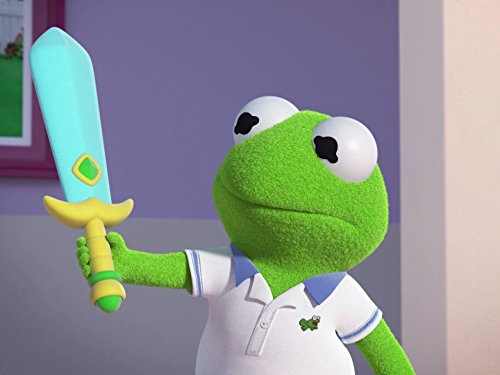 Sir Kermit the Brave/Animal Fly Airplane
