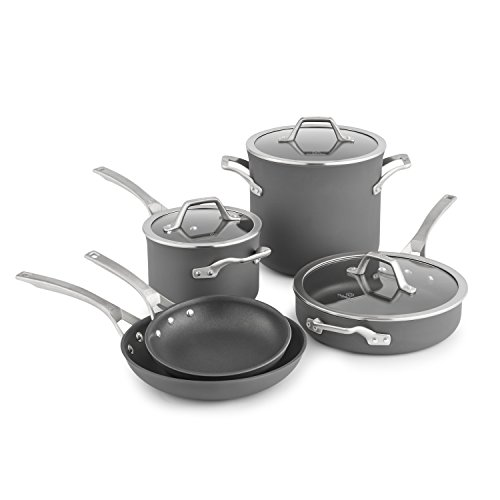 hard anodized cookware 8 quart - 3