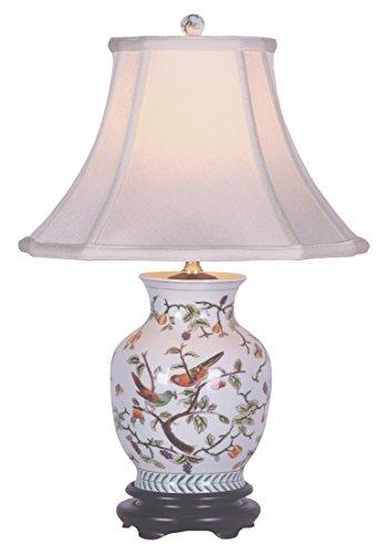 East LPDMFB108B Table Lamp, Multicolored