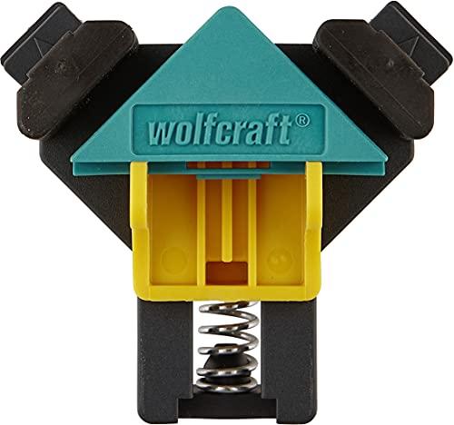 Wolfcraft 3051000 - 2 ES 22, Sargento para esquinas