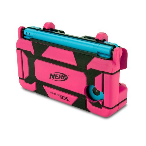 Nintendo Ds Lite Nerf Armor - NERF Dual Armor for Nintendo DSi/DS Lite - Pink by Performance Designed Products