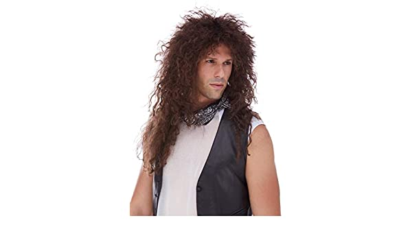 Amazon.com : Heavy Metal - Sepia Wigs 20