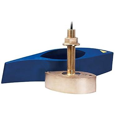 Simrad 000-13771-001 Xdcr, Xsonic, Chirp LH-W, 1KW, Thru-Hull