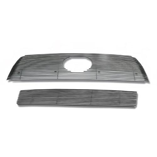 Aluminum Billet Grille Combo For 2008-2013 Toyota Sequoia