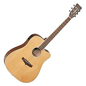 Tanglewood Left Handed Acoustic Guitar - TW10