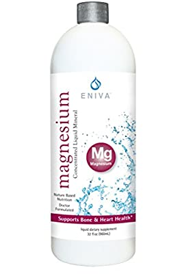 Eniva Magnesium Mineral Liquid Concentrate (32 oz)