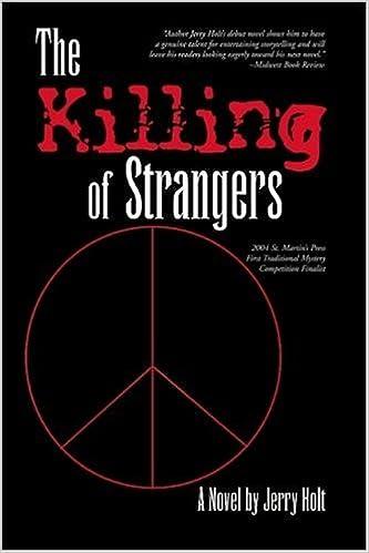 Book The Killing of Strangers
