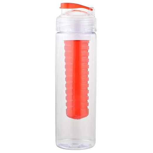 Flying Lisa Botella de Agua de Jugo de plástico Creativo 800 ...