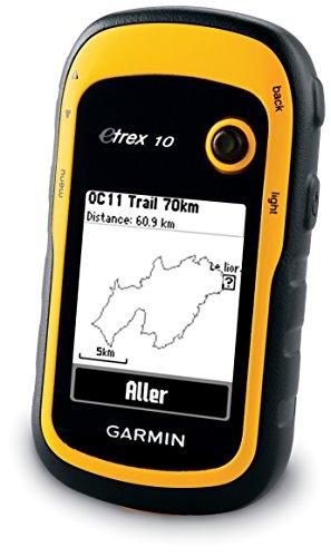 Garmin eTrex 10 Worldwide Handheld GPS Navigator Handheld GPS Units
