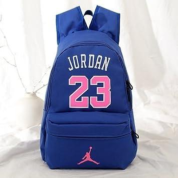6f07e21aa6 Nike Air Jordan Jumpman Backpack Blue, Backpacks - Amazon Canada