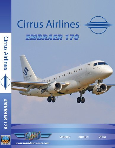 Cirrus Airlines Embraer 170 (DVD); JPRUS2