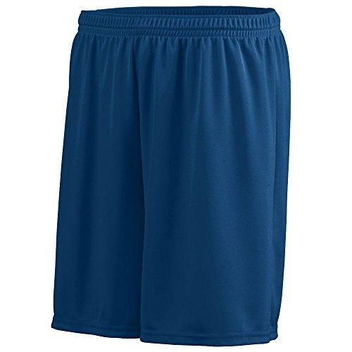 Augusta Sportswear AG1425 Men's Octane Short, Medium, Navy ()