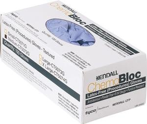 ChemoPlus™ Nitrile Ambidextrous Gloves Medium, 8 mil Thickness, Non-Sterile