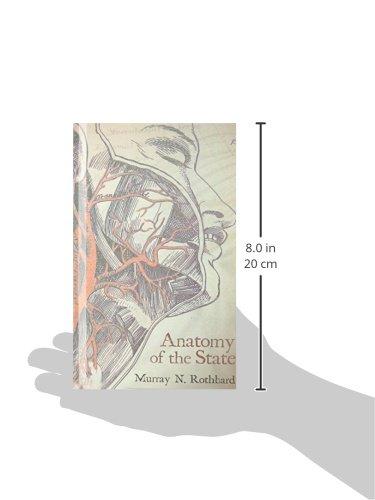 Anatomy of the State: Murray Rothbard: 9781607967736: Amazon.com: Books