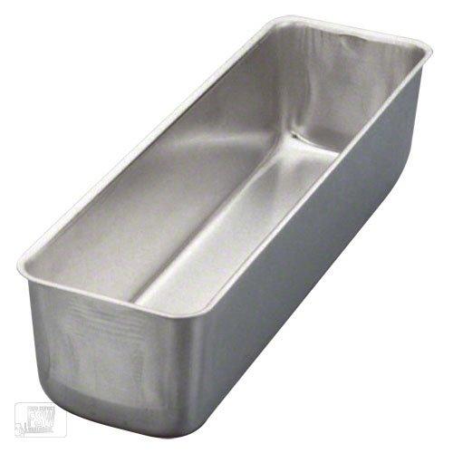 Vollrath (5216) 4-1/2'' x 16'' Wear-Ever Professional Standard Strength Angle Cake/Loaf by Vollrath