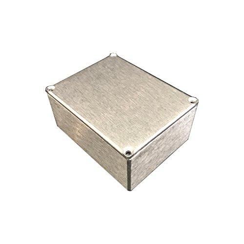 BUD Industries CU-234 Aluminum Econobox, 4-43/64