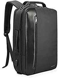 TIGERNU Briefcases for Men - Messenger Bag Backpack Hand Laptop Bag for  Business College Travel – a6c0ad86ca268