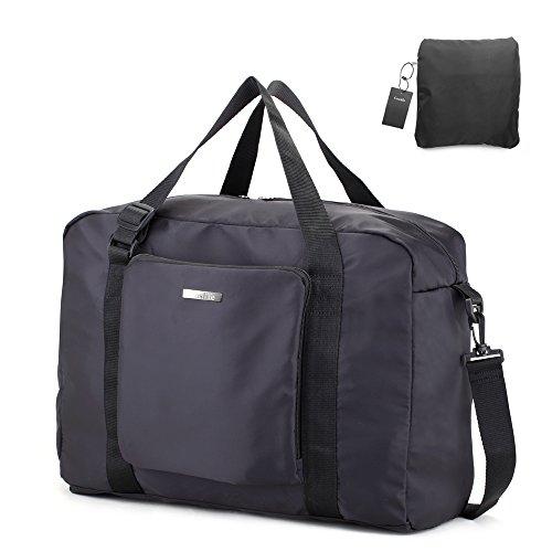 Duffle Bag Travel Bag - Lightweight Foldable Luggage Bag Duffle Bag Gym Bag