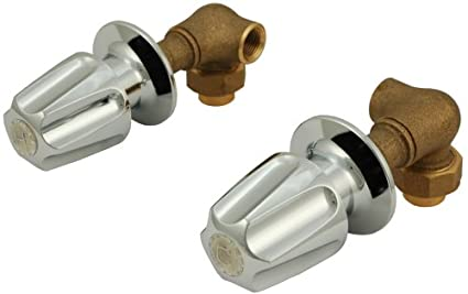 Adjustable Length Shower Faucet Corner Valve Fit Price Pfister