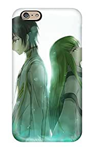 Cute Appearance Cover/tpu QiKnVKX14025UbIDN Code Geass Anime Other Case For Iphone 6