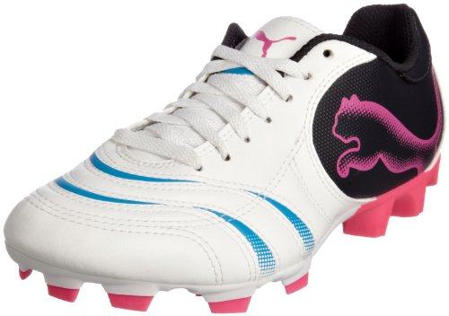Unisex Stollenschuhe fluo ebony Puma Pink White Erwachsene BOx4PqTP