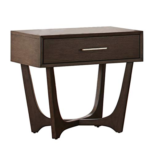 - Lexicon Ruote Nightstand, Brown