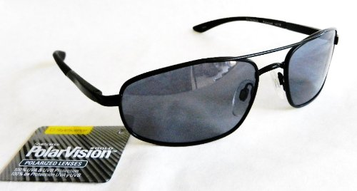 Polar Vision POLARIZED Sport Sunglasses (499) 100% UVA & UVB Protection-Shatter Resistant + FREE BONUS MICROSUEDE CLEANING - Polar One Sunglasses