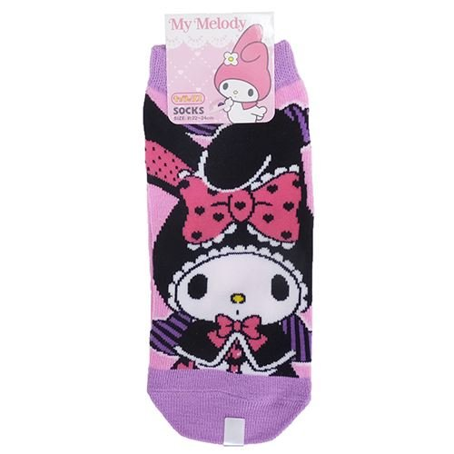 JP PRODUCTS My Melody Ladies Halloween Socks/Lolita