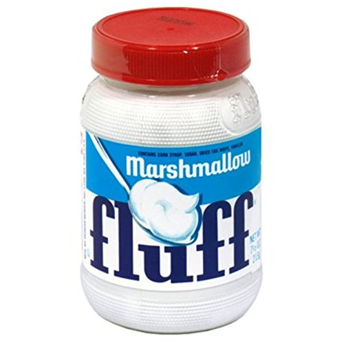Fluff Marshmallow Spread (213g) (Peanut Butter Fudge Made With Marshmallow Creme)