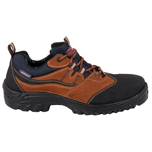 """Cofra 63461–000.w40taglia 40S1P SRC """"Marbella sicurezza scarpe, colore: marrone/nero"""