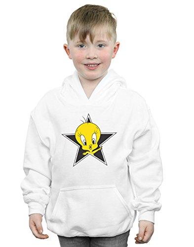 Looney Tunes Boys Tweety Pie Star Hoodie 12-13 Years - Tweety Hoodie