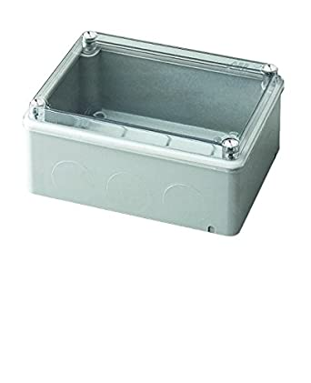 Abb-entrelec 1sl0874a00 - Caja ip65 160x135x77mm con tapa baja ...