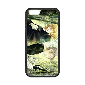Pandora Hearts iPhone 6 Plus 5.5 Inch Cell Phone Case Black xnp oxbo