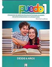 Puedo 1. Programa De Orientación Educativa Para Alumnos De Altas Capacidades O Superdotados (Fichas Infantil Y Primaria) - 9788478699292: 4.1
