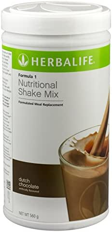 Herbalife formula 1 healthy nutritional shake mix -Dutch chocolate 750G