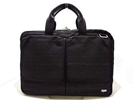 22c1fc7e7600 Amazon.co.jp: (ダンヒル) Dunhill ビジネスバッグ グレー×黒 AV6040 ...