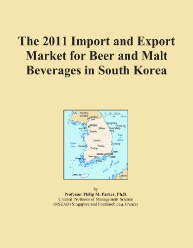The 2011 Import and Export Market for Beer and Malt Beverages in South Korea