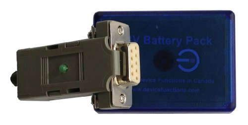 B102473 Bluetooth Serial RS232 Adapter, DB9 Female, Battery Power by Device Functions