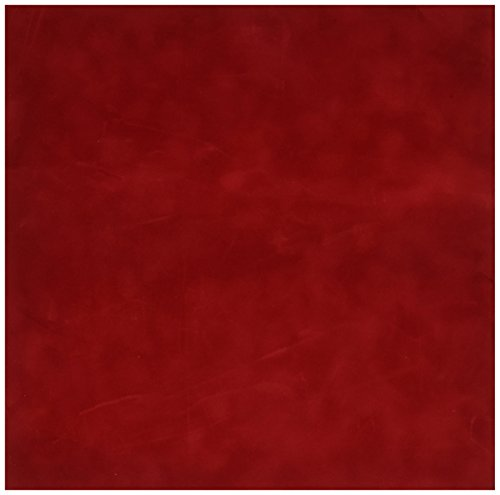 Sew Easy Industries 12-Sheet Velvet Paper, 12 by 12-Inch, Blaze by Sew Easy Industries