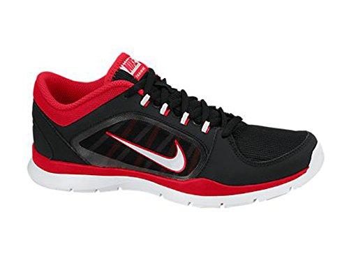 Platinum Sneaker pure Femme laser Pour 4 Nike Crimson Trainer Black Wmns Flex qSwvH7PI