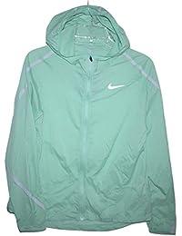 nike jacket green
