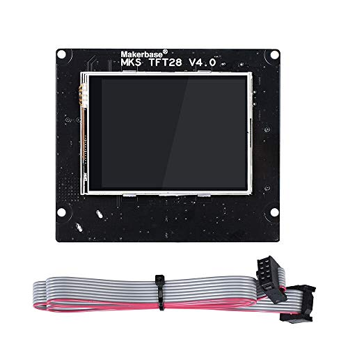 KINGPRINT MKS TFT28 2.8-Inch Full-Color Touch Screen 3D Controller Board for 3D - Screen Color Full Touch