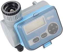 Ferrestock Programador Digital Especial para nebulizador con Pantalla LCD, Azul, 11x10x15 cm, FSKPRO001: Amazon.es: Jardín