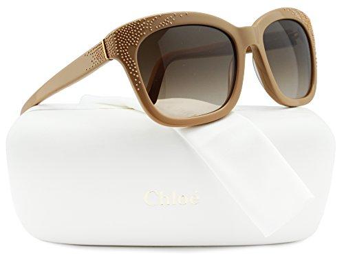 chloe-ce626s-sunglasses-beige-w-brown-gradient-290-ce-626-290-55mm-authentic