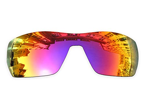 Vonxyz Lenses Replacement for Oakley Offshoot Sunglass - Midnight MirrorCoat ()