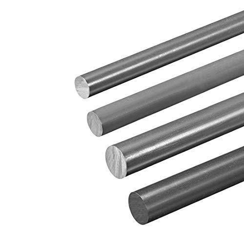 "Phenolic Round Rod Opaque Natural 25mm Diameter 20/"" Length 2pcs"